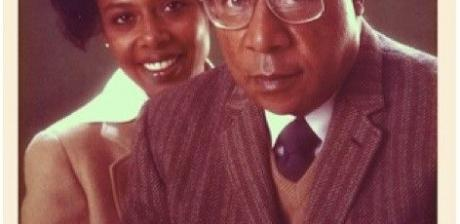 Dr. My Haley PhD and Author Alex Haley