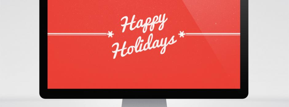 Happy Holidays from CEM Network